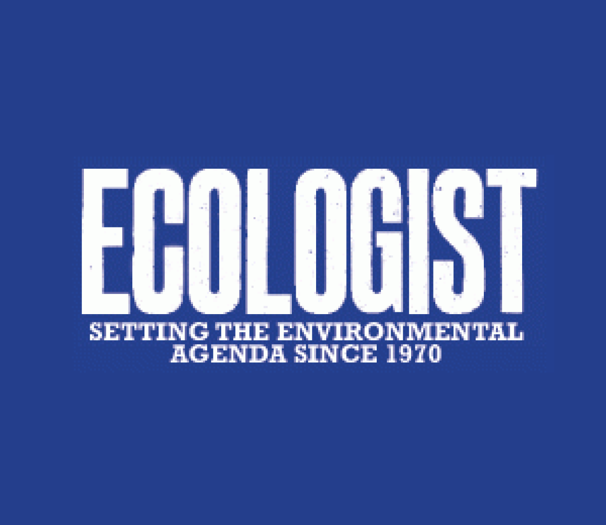 ECOLOGY: The Study of Ecosystems - University of Miami